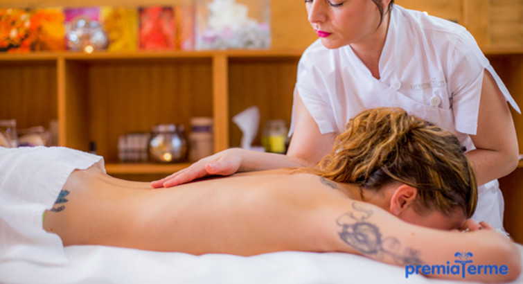 Premia Terme : Partial Massage (relaxing / decontracting)